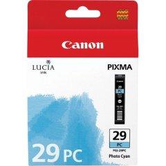 Cartridge do tiskárny Originálna cartridge  Canon PGI-29PC (Foto azúrová)