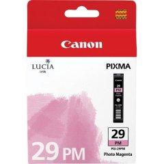 Cartridge do tiskárny Originálna cartridge  Canon PGI-29PM (Foto purpurová)