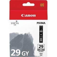 Cartridge do tiskárny Originálna cartridge  Canon PGI-29GY (Šedá)