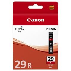 Cartridge do tiskárny Originálna cartridge  Canon PGI-29R (Červená)