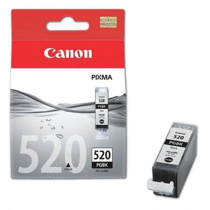 Originálna cartridge  Canon PGI-520BK (Čierna)