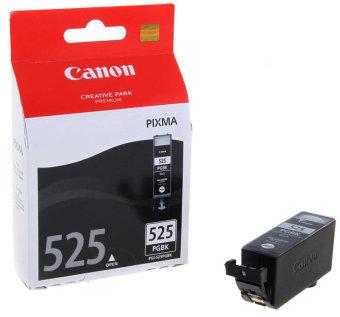 Originálna cartridge  Canon PGI-525BK (Čierna)