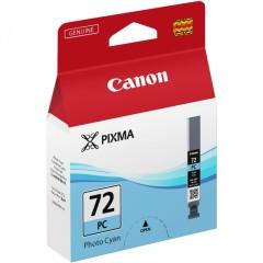 Cartridge do tiskárny Originálna cartridge  Canon PGI-72PC (Foto azúrová)