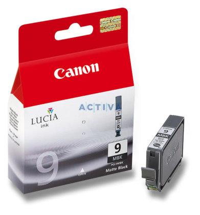 Originálna cartridge  Canon PGI-9MBK (Matne čierna)