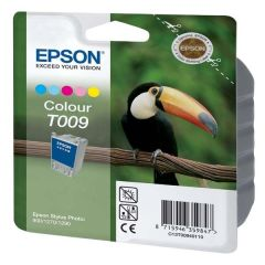 Cartridge do tiskárny Originálna cartridge  EPSON T009 (Farebná)
