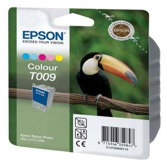 Originálna cartridge  EPSON T009 (Farebná)