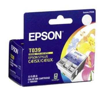 Originálna cartridge  EPSON T039 (Farebná)