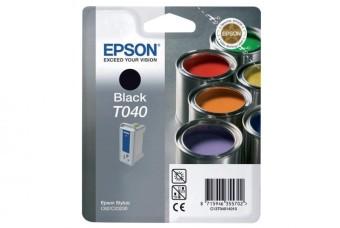 Originálna cartridge EPSON T040 (Čierna)