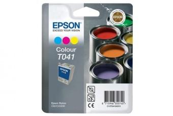 Originálna cartridge EPSON T041 (Farebná)