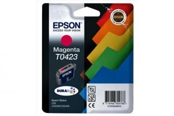 Originálna cartridge  EPSON T0423 (Purpurová)
