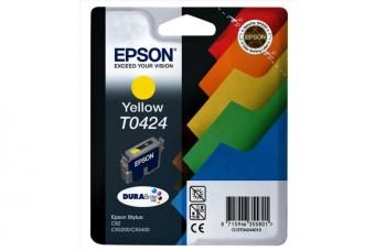 Originálna cartridge  EPSON T0424 (Žltá)