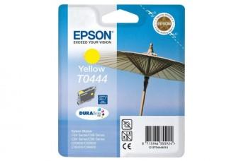Originálna cartridge  EPSON T0444 (Žltá)
