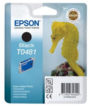 Originálna cartridge  EPSON T0481 (Čierna)