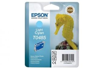 Originálna cartridge  EPSON T0485 (Svetlo azúrová)