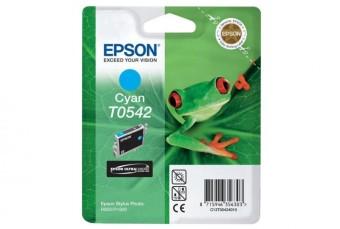 Originálna cartridge  EPSON T0542 (Azúrová)
