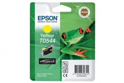 Originálna cartridge  EPSON T0544 (Žltá)