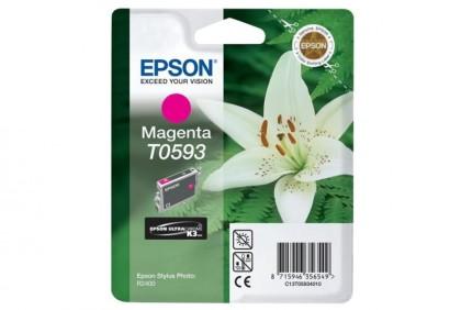 Originálna cartridge  Epson T0593 (Purpurová)