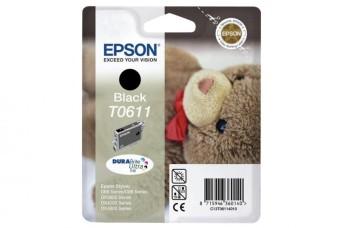 Originálna cartridge  EPSON T0611 (Čierna)