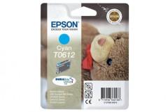 Cartridge do tiskárny Originálna cartridge  EPSON T0612 (Azúrová)