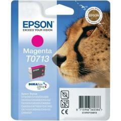Cartridge do tiskárny Originálna cartridge  EPSON T0713 (Purpurová)