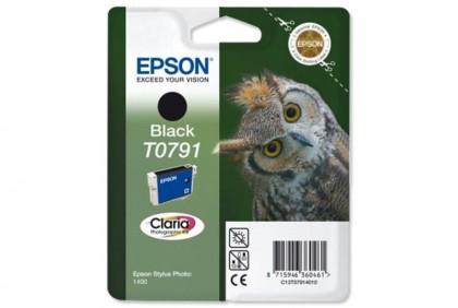 Originálna cartridge EPSON T0791 (Čierna)