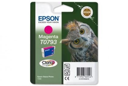 Originálna cartridge EPSON T0793 (Purpurová)