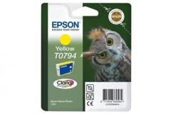 Cartridge do tiskárny Originálna cartridge EPSON T0794 (Žltá)