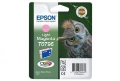 Cartridge do tiskárny Originálna cartridge EPSON T0796 (Svetlo purpurová)