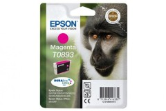 Cartridge do tiskárny Originálna cartridge  EPSON T0893 (Purpurová)