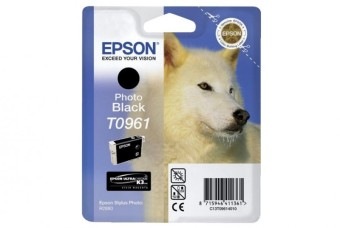 Originálna cartridge EPSON T0961 (Foto čierna)