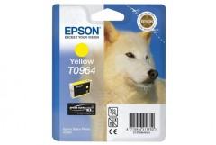 Cartridge do tiskárny Originálna cartridge EPSON T0964 (Žltá)