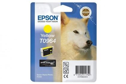 Originálna cartridge EPSON T0964 (Žltá)