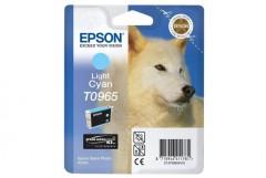 Cartridge do tiskárny Originálna cartridge EPSON T0965 (Svetlo azúrová)