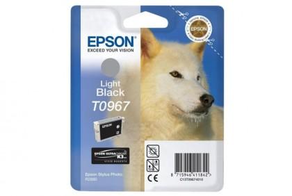 Originálna cartridge EPSON T0967 (Svetlo čierna)