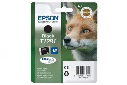 Originálna cartridge EPSON T1281 (Čierna)
