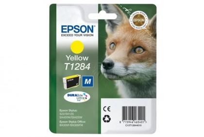 Originálna cartridge EPSON T1284 (Žltá)