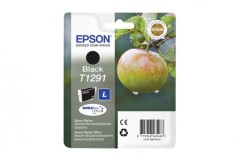 Cartridge do tiskárny Originálna cartridge  EPSON T1291 (Čierna)