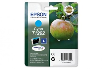 Originálna cartridge EPSON T1292 (Azúrová)