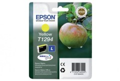 Cartridge do tiskárny Originálna cartridge EPSON T1294 (Žltá)