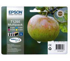Sada originálných cartridge EPSON T1295 - obsahuje T1291-T1294