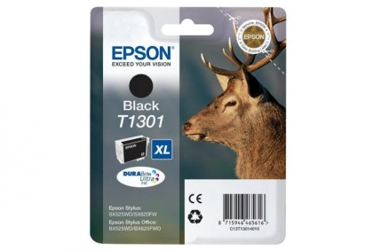 Originálna cartridge EPSON T1301 (Čierna)