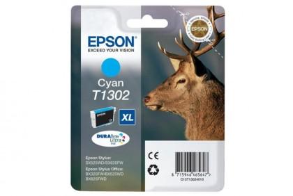 Originálna cartridge EPSON T1302 (Azúrová)