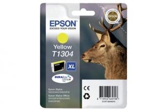 Originálna cartridge EPSON T1304 (Žltá)