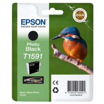 Originálna cartridge EPSON T1591 (Foto čierna)