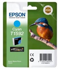 Cartridge do tiskárny Originálna cartridge EPSON T1592 (Azúrová)