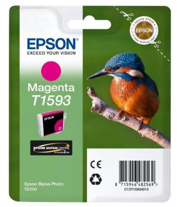 Originálna cartridge EPSON T1593 (Purpurová)