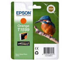 Cartridge do tiskárny Originálna cartridge EPSON T1599 (Oranžová)