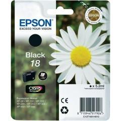Cartridge do tiskárny Originálna cartridge EPSON T1801 (Čierna)
