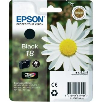Originálna cartridge EPSON T1801 (Čierna)