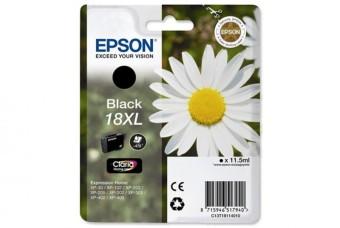 Originálna cartridge EPSON T1811 (Čierna)
